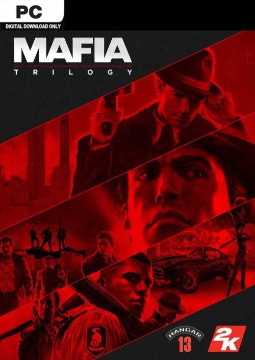 Mafia Trilogy PC (WW)
