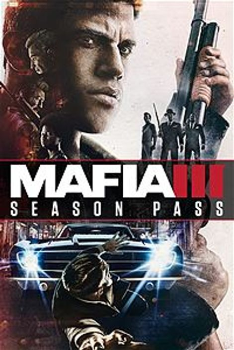 Mafia III 3 Season Pass PC