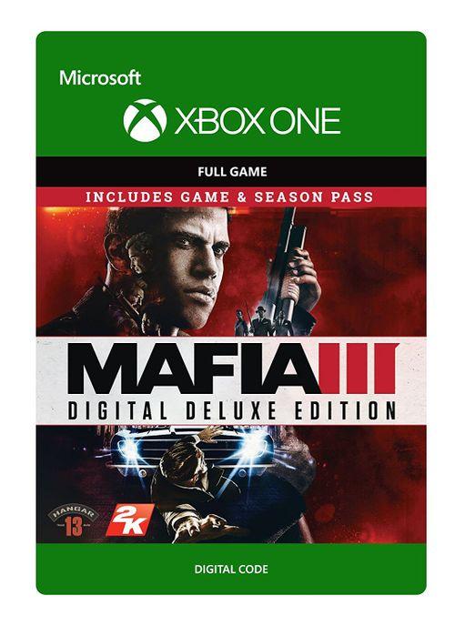 Mafia III 3 Digital Deluxe Xbox One