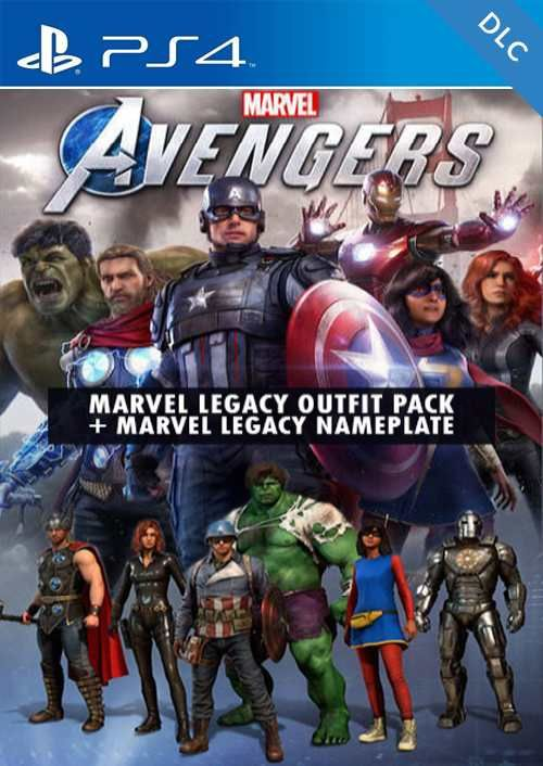 Marvel's Avengers DLC PS4 (EU)