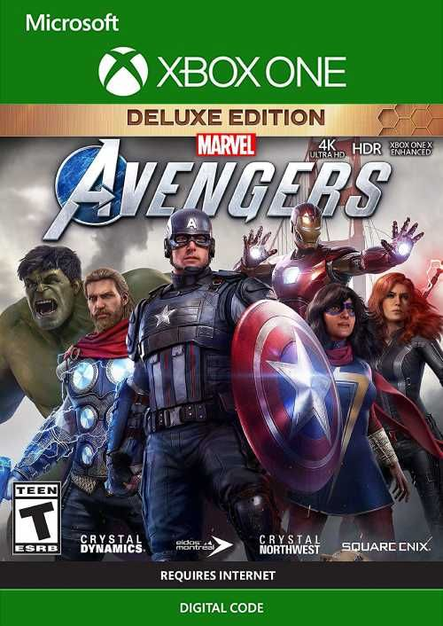 Marvel's Avengers Deluxe Edition Xbox One (EU)