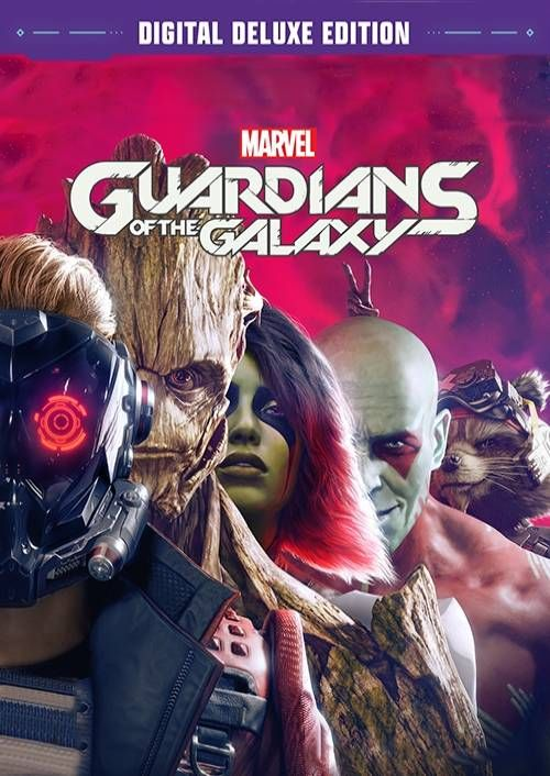 Marvel's Guardians of the Galaxy Deluxe Edition PC