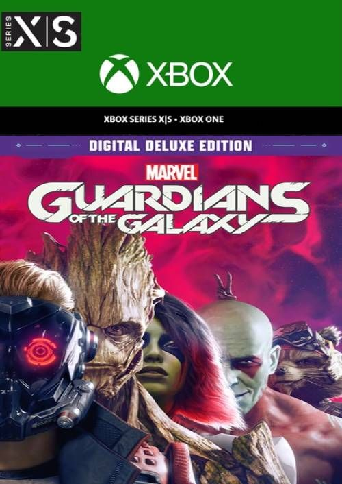 Marvel's Guardians of the Galaxy: Digital Deluxe Edition Xbox One & Xbox Series X|S (UK)
