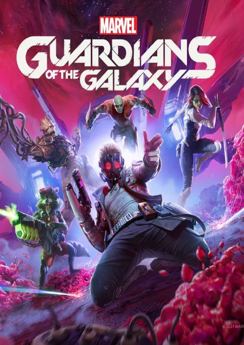 Marvel's Guardians of the Galaxy Xbox One & Xbox Series X|S (US)