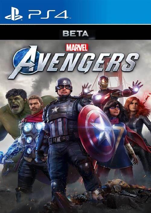 Marvel's Avengers Beta Access PS4