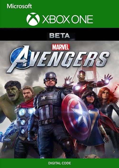 Marvel's Avengers Beta Access Xbox One