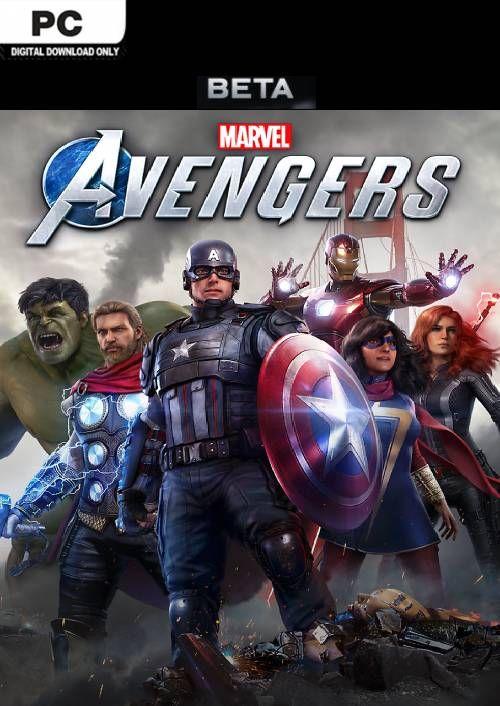 Marvel's Avengers Beta Access | PC | CDKeys