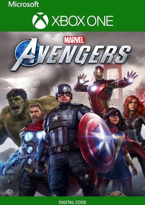 Marvel's Avengers Xbox One (Royaume-Uni)