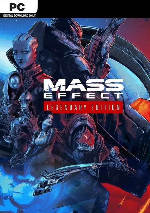 Mass Effect Legendary Edition PC (EN)