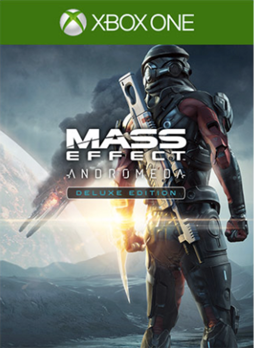 Mass Effect Andromeda Deluxe Edition Xbox One