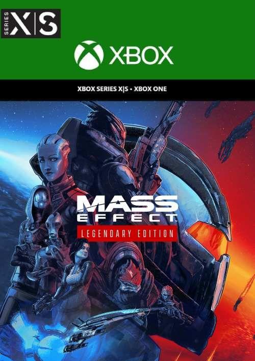 Mass Effect Legendary Edition Xbox One/ Xbox Series X|S