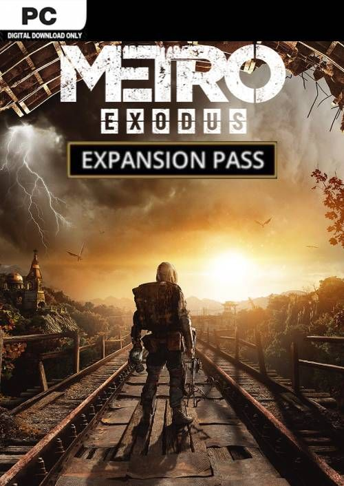 Metro Exodus - Expansion Pass PC