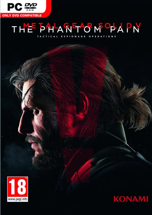 Metal Gear Solid V 5: The Phantom Pain PC