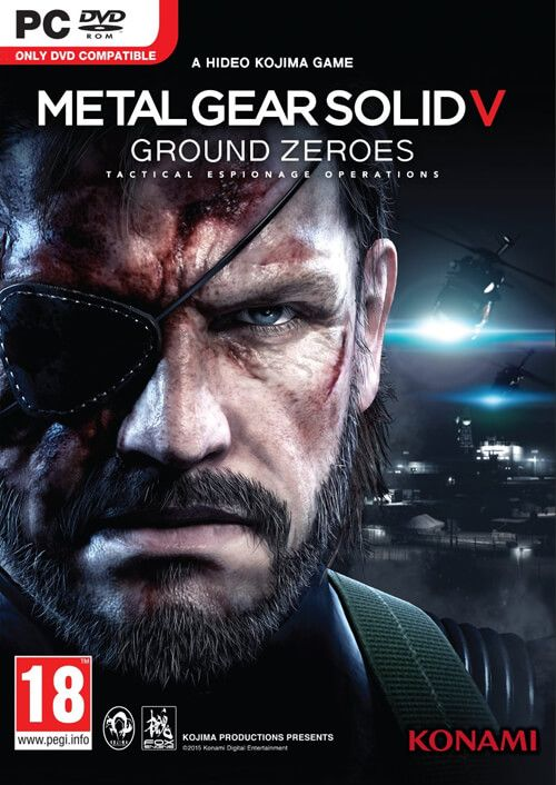 Metal Gear Solid V 5: Ground Zeroes PC