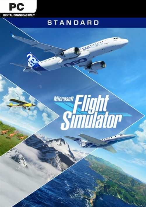 Microsoft Flight Simulator PC (Steam)