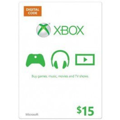 Xbox 15 Gift Card Cd Key Key Cdkeys Com