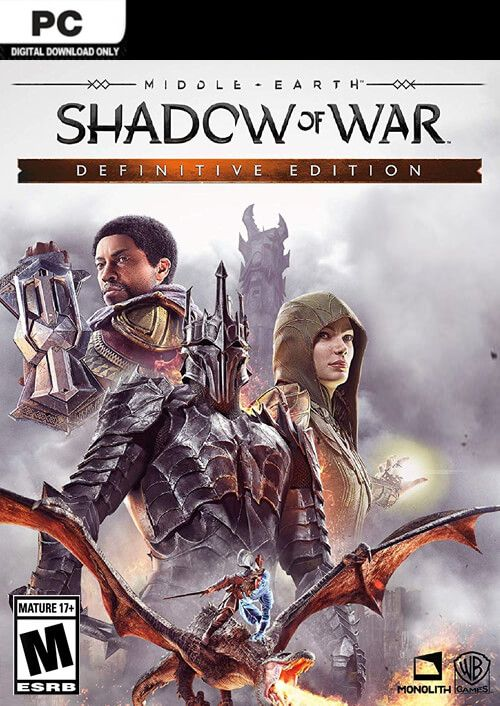 Middle-earth Shadow of War Definitive Edition PC