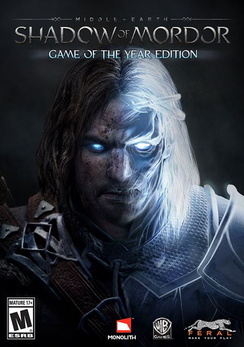 Middle-Earth: Shadow of Mordor Game of the Year Edition PC (Download)