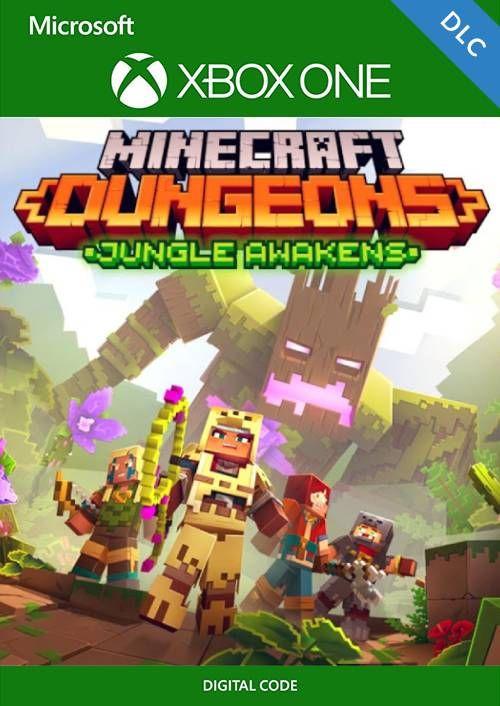 Minecraft Dungeons: Jungle Awakens Xbox One (UK)