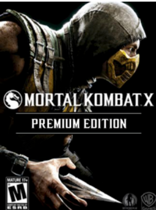 Mortal Kombat X Premium Edition PC