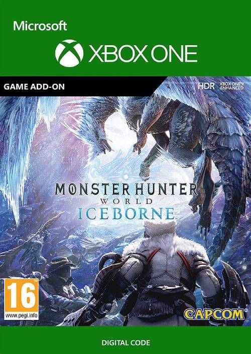 Monster Hunter World: Iceborne Xbox One