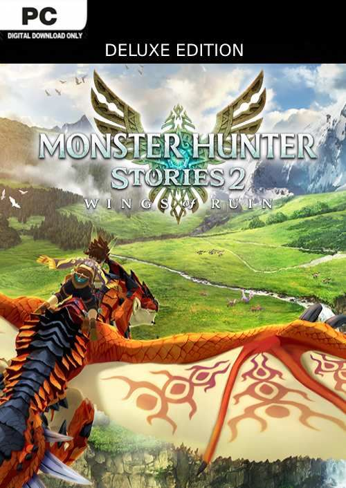 Monster Hunter Stories 2: Wings of Ruin Deluxe Edition PC (EU)