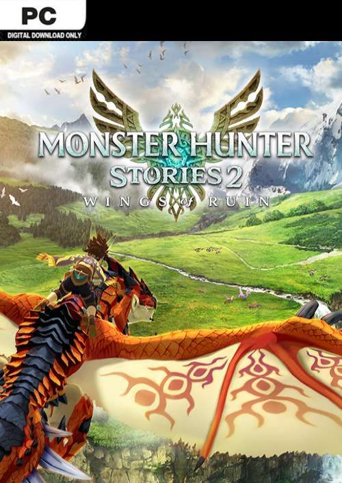 Monster Hunter Stories 2: Wings of Ruin PC (EU)