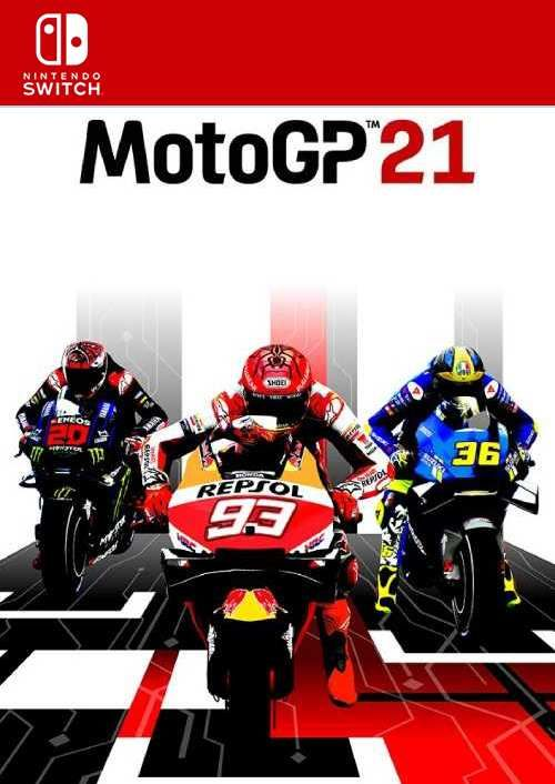 MOTOGP 21 Switch (EU)