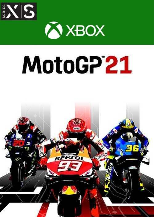 MotoGP 21 Xbox Series X|S (UK)