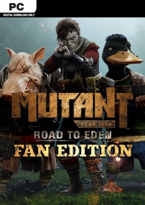 Mutant Year Zero: Road to Eden - Fan Edition PC