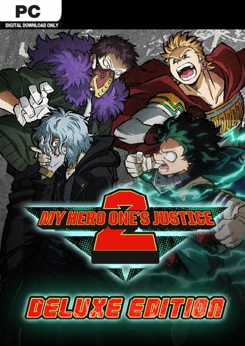 My Hero One's Justice 2 - Deluxe Edition PC + DLC