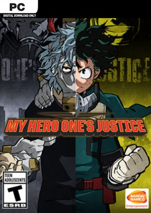 My Hero One's Justice PC