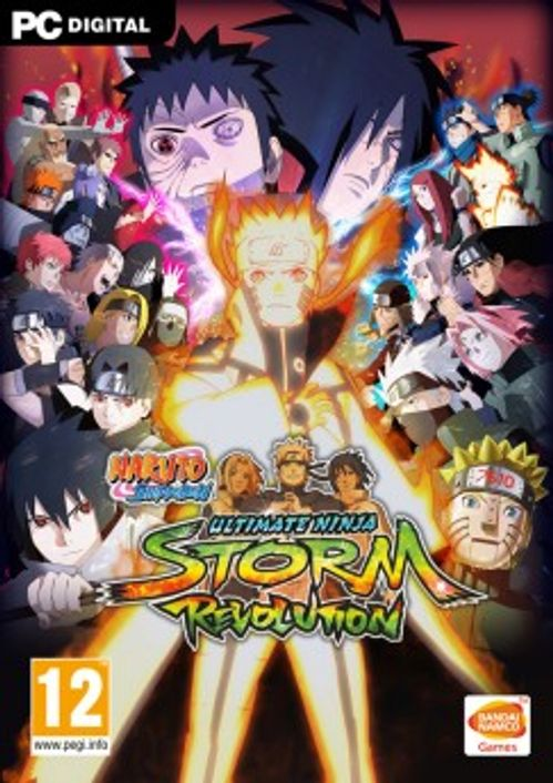 Naruto Shippuden: Ultimate Ninja Storm Revolution PC