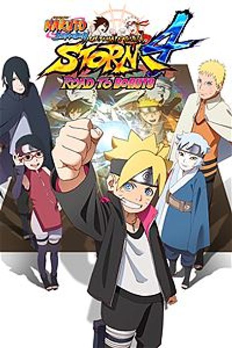 NARUTO SHIPPUDEN Ultimate Ninja STORM 4 Road to Boruto PC