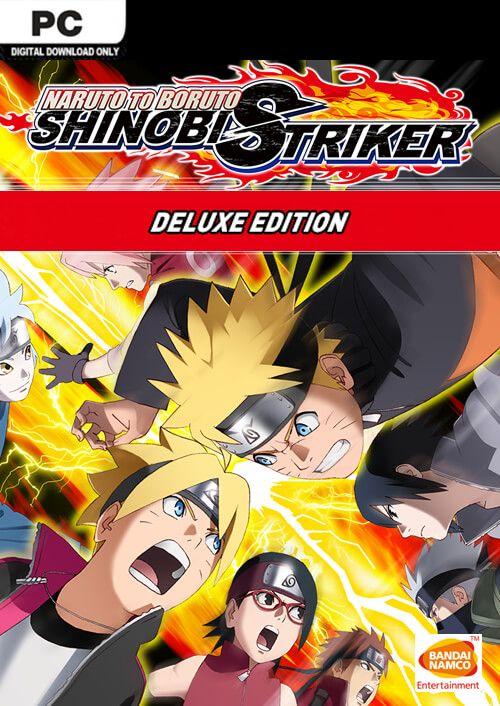 Naruto to Boruto Shinobi Striker Deluxe Edition PC