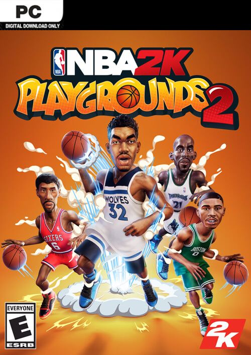 NBA 2K Playgrounds 2 PC (EU)