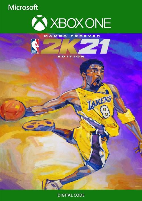 NBA 2K21 Mamba Forever Edition Xbox One (EU)