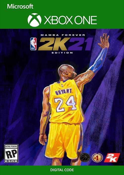 NBA 2K21 Next Generation Mamba Forever Edition Xbox One (EU)