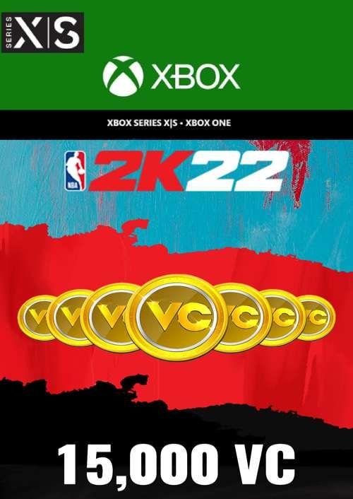 NBA 2K22 15,000 VC Xbox One/ Xbox Series X|S (EU)