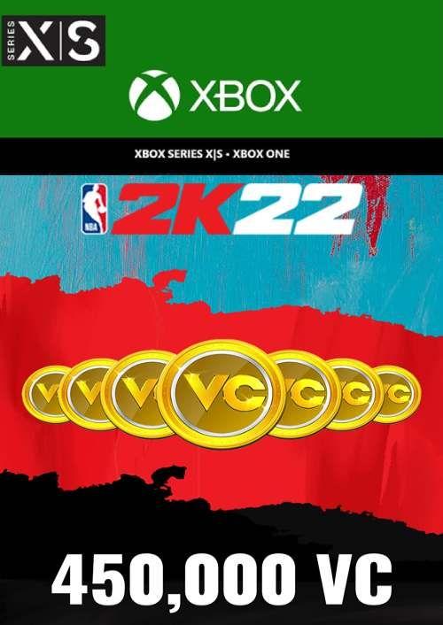 NBA 2K22 450,000 VC Xbox One/ Xbox Series X|S