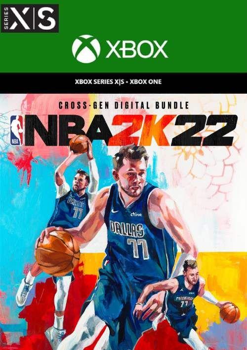 NBA 2K22 Cross-Gen Digital Bundle Xbox One/ Xbox Series X|S (US)