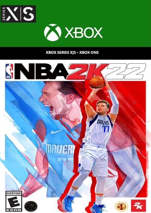 NBA 2K22 Xbox Series X|S (EU)