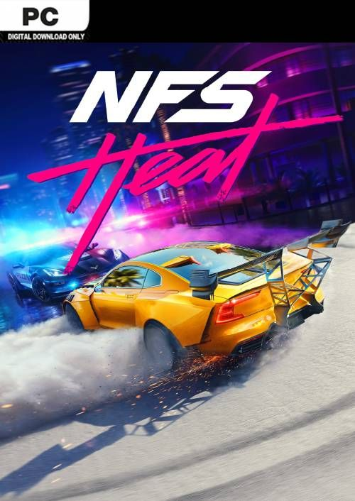 Need for Speed: Heat PC (EN)