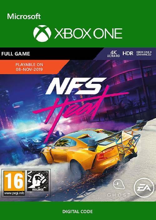 Need for Speed - Heat Xbox One (UK)