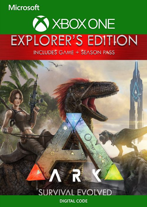 ARK Survival Evolved Explorers Edition Xbox One (US)
