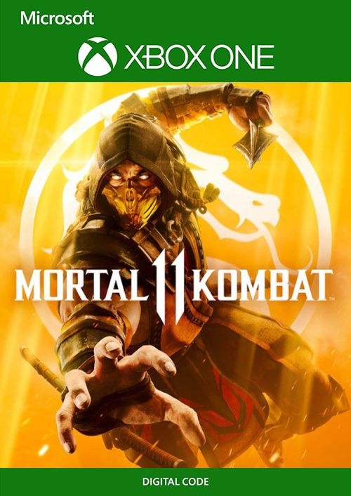 Mortal Kombat 11 Xbox One (UK)