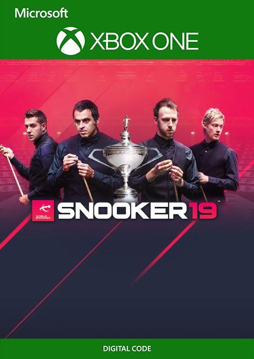 Snooker 19 Xbox One (UK)