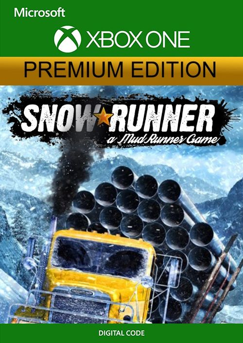 SnowRunner - Premium Edition Xbox One (UK)