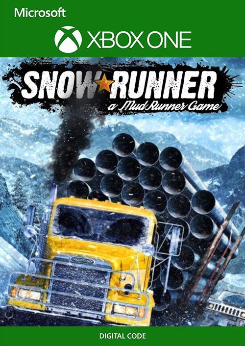 SnowRunner Xbox One (UK)