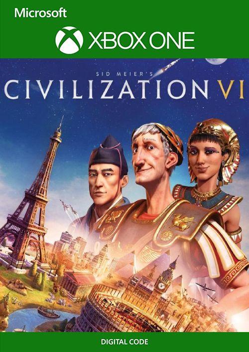 Sid Meier's Civilization VI 6 Xbox One (UK)